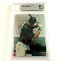 Bobby Abreu 1995 Bowman's Best Rookie Card #3 BGS 8.5 NM-MT+ Houston Astros - $14.80