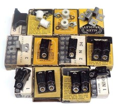 LOT OF 17 NIB ALLEN BRADLEY HEATER ELEMENTS N26, N19, N14, N40, N37, N38, N25