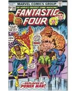 Fantastic Four Comic Book #168 Marvel Comics 1976 FINE - $6.66