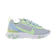 "Nike React Element 55 ""Frosted Spruce"" Women's Shoes White BQ2728-100 - $75.40"