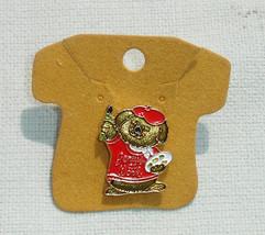 Vintage Hallmark Shirt Tales Pin - Genius At Work Koala - $12.99