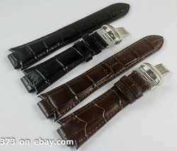 Leater strap watchband for Tissot TXL/TXS L864/964 L875/975 L874/974 14*... - $48.00