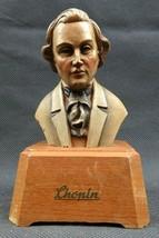 Reuge Swiss Musical Movement - Chopin bust Music Box - $50.00