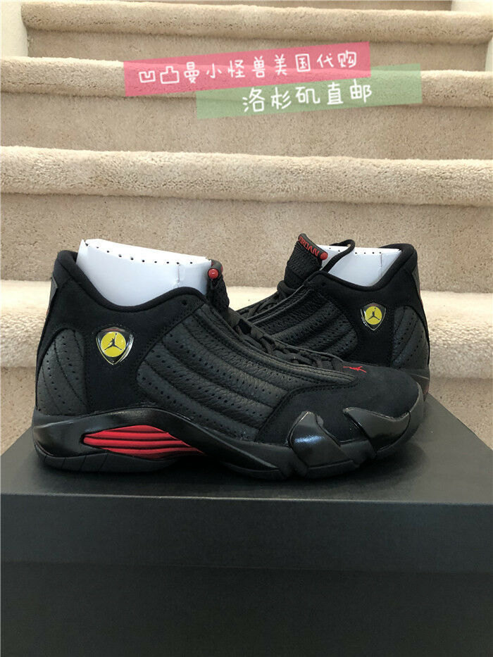 best sneakers e8cf1 20400 Air Jordan 14 Retro Last Shot Men s and 33 similar items. 57