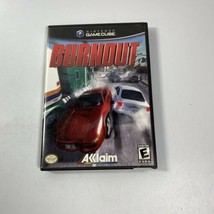 Burnout (Nintendo GameCube, 2002) - $7.99