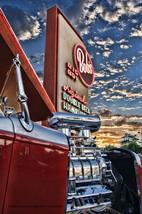 Bob's Big Boy Diner Peter Torres Automotive Classic Metal Sign - $29.95