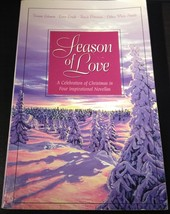 Season of Love : Four New Inspirational Love Stories from Christmas Pape... - $1.00