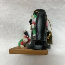 Mr Christmas 1996 Tree Ornament Sears Craftsman Black EZ Router Power Tool Mice - $14.84