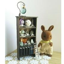 Was Miniature Vertical Mineral Specimen Cabinet - $6,036.59