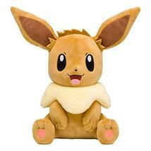 Pokemon Center Original Plush Doll Life-Sized Eevee (Smile) - $88.74