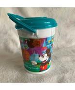 2019 Walt Disney World Popcorn Bucket W/ Lid Mickey Tinker Bell & Snacks... - $23.95