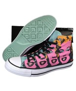 Converse Andy Warhol Marilyn Monroe Hi Chuck Taylor All Star Sneakers 15... - $69.99