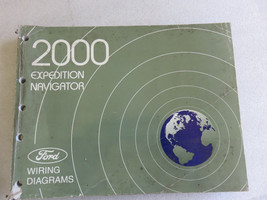 2000 Ford Expedition Navigator Electrical Wiring Diagrams Service Manual... - $5.73