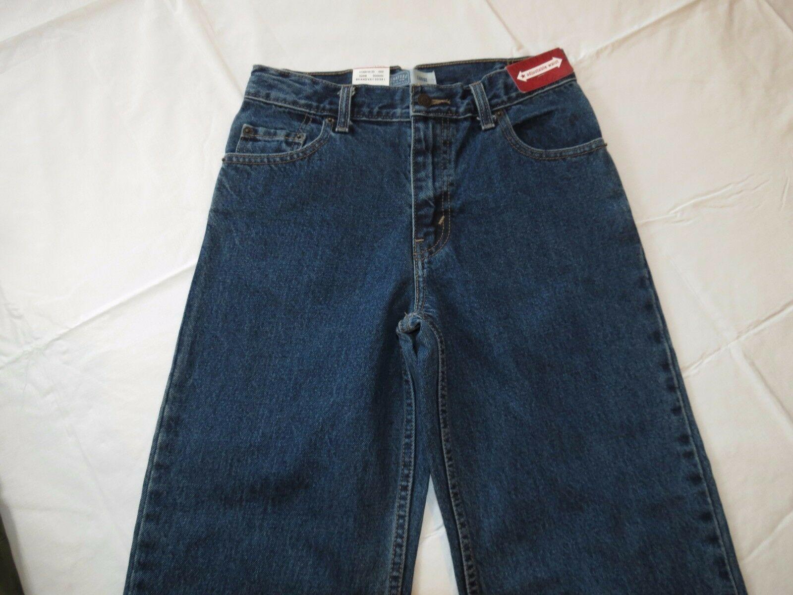 Levis Unterschrift Jungen Jugend Jeans 14 Regular Gerades Bein Locker für image 2
