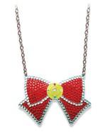 Sailor Moon: Jewled Ribbon Necklace - $10.05
