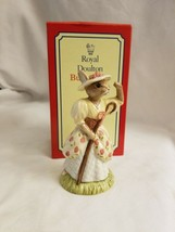 Royal Doulton Little Bo Peep Bunnykins DB 220 Figurine Mint in Box - $31.63