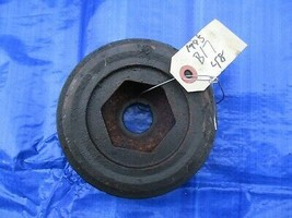 92-93 Acura Integra GSR B17A1 crank pulley harmonic balancer OEM engine ... - $79.99