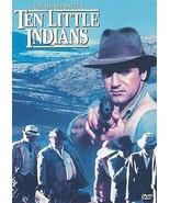 AGATHA CHRISTIE  TEN LITTLE INDIANS - Donald Pleasence Brenda Vaccaro AL... - $16.90