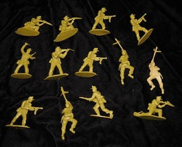 1960s Toy Play Set Toy Soldier Toy Soldiers Marx MPC - $24.99