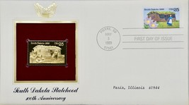 1989 - P.C.S. - South Dakota Statehood - 100th Anniversary First Day Iss... - $16.99