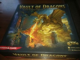 Dungeons & Dragons - Vault of Dragons Board Game Waterdeep Wizards of th... - $17.82