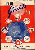 WILLIE MAYS First Home Run Program-Scorecard-May 28,1951 Polo Grounds NY... - $792.00