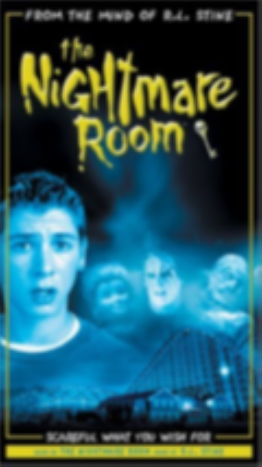 The Nightmare Room: Scareful What You Wish For Vhs