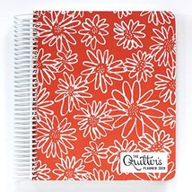 """The Quilter's Planner 2020 Monthly and Weekly Planner Journal, 7"""" x 9"""": ... - $50.48"""