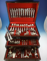 Henry II by Gorham Sterling Silver Dinner Flatware Set 18 Service 278 Pi... - $24,500.00