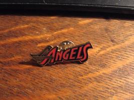 Anaheim Angels Lapel Pin - Vintage 1997 California MLB Baseball Old Wings Logo - $19.79