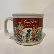 Campbell Kid Soup Mug Westwood 1993 Vintage - $9.49