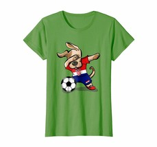 New Shirts - Dog Dabbing Soccer Croatia Jersey Shirt Croatian Football W... - $19.95+