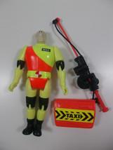 Vintage 1992 Tyco Crash Dummies BULL Action Figure in PRO-TEK Suit Complete fig - $19.19