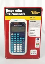Texas Instruments TI-34 MultiView  Scientific Calculator 4 Line Display ... - $18.97