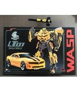 Original Legendary Toys Transformers LT01 MPM-03 V1 Bumblebee Action Fig... - $279.99