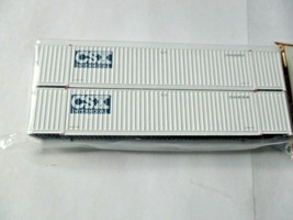 Jacksonville Terminal Company # 535009 CSX 53' Intermodal Container N-Scale image 1