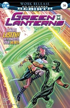 Green Lanterns #34 NM DC - $2.96