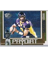 2005 Press Pass Paydirt #PD11 Aaron Rodgers  - $14.74