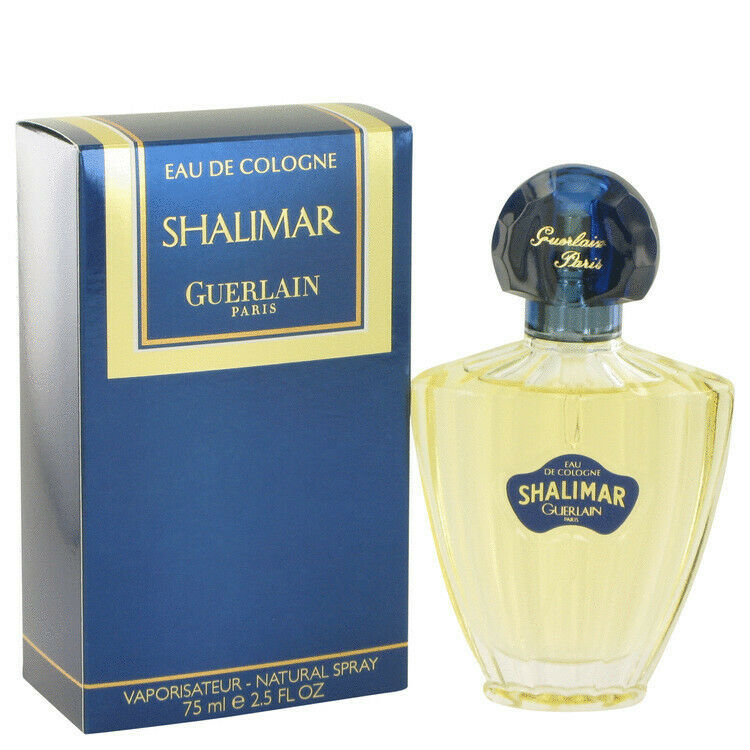 Primary image for SHALIMAR by Guerlain Eau De Cologne Spray 2.5 oz for Women