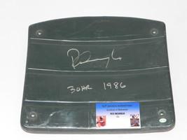 PETE INCAVIGLIA autographed  Ball Park at Arlington Seat bottom 30hr1986... - $54.82