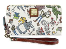 Disney Toy Story 4 Portefeuille Dooney & Bourke Buzz Accords Jessie Chic... - $206.96