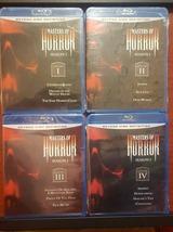Masters of Horror Season One - Vol 1-4 [Blu-ray] image 1