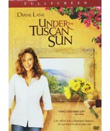 Under Tuscan Sun, Diane Lane, Full Screen DVD - $8.99