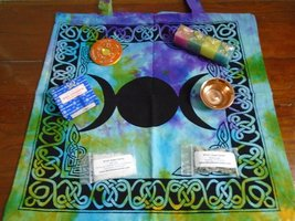 Free W Any $200 Order Cl EAN Se Protect Candle Incense Sage Tote Magick Witch - $0.00