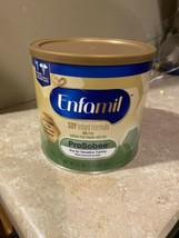 Enfamil ProSobee Soy Infant Formula Milk and Lactose Free Powder w/ Iron 22 Oz - $32.66
