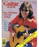 Guitar Player Magazine July 1978 Jose Feliciano Barry Bailey No Label - $27.90