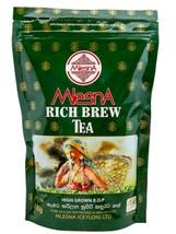 Mlesna Rich Brew High Grown BOP Sri Lanka Ceylon Loose  tea 200g Foil Pack - $10.15