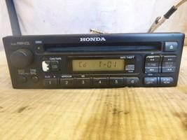 99-04 Honda Odyssey Civic Accord Radio Cd & Theft Code 39100-S0X-C010 FIR05 - $35.64