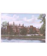 Eton College From River Berkshire England UK 1910c postcard - $5.94