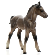 Hagen-Renaker Miniature Ceramic Horse Figurine Thoroughbred Colt  image 5